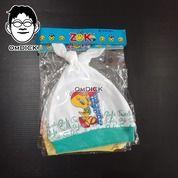Topi Bayi Kain Merek Bagus Kupluk Peci Bayi Lembut Nyaman Paket 3 Pcs Harga Murah Berkualitas (25484675) di Kota Jakarta Selatan