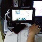 Belajar Di Rumah Pake Lazypod / Penyangga Hp Tablet (25486287) di Kota Semarang