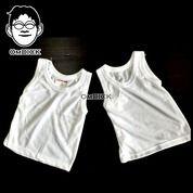 Kaos Singlet Bayi No 16 Merek Amora Baby Baju Kaos Dalam Bayi Singlet No 16 (25487071) di Kota Jakarta Selatan