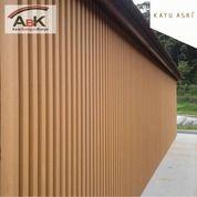 Dinding Partisi WPC KA110K35 Kayu Asri +Jasa Pasang(Harga Sendiri) (25489295) di Kota Surabaya