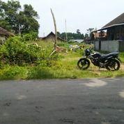 Tanah Kavling Mangku Aspal