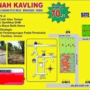 Tanah Kavling Murah Bonus Sertifikat (25507223) di Kota Semarang