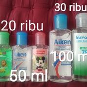 Hand Sanitizer / Hand Sanitiser Eskulin Dkk Cocok Buat Anak - Anak