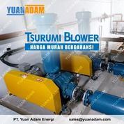 Root Blower Tsurumi - TSR 50 - 2 INCH - Motor 2 KW - IPAL Rumah Sakit Hotel Dan Perkantoran (25521575) di Kota Denpasar