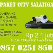 CCTV Salatiga Murah (25521715) di Kota Salatiga