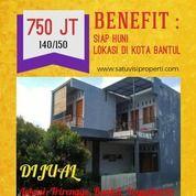 Griya Cantik Trirenggo, Rumah Dua Lantai Harga Satu Lantai Dekat Kota Bantul Yogyakarta (25527387) di Kab. Bantul