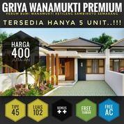"""Promo Rumah Dekat UNIMUS Mulai Harga 400 Jutaan """"Griya Wanamukti"""""""