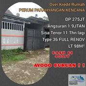 Take Over Rumah PERUM PARAHYANGAN KENCANA