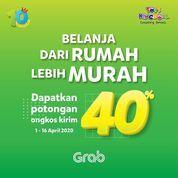 Promo Toys Kingdom diskon 40% order via Grab (25531819) di Kota Jakarta Selatan