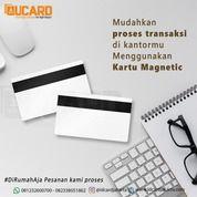 Produsen Percetakan Member Card Magnetic Blank Termurah