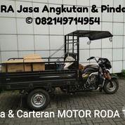 Sewa Jasa Angkut Carteran Viar Tossa Fukuda Dorkas Motor Gerobak Roda Tiga Pindahan Kirim Barang (25534003) di Kab. Sidoarjo