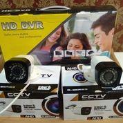 Paket CCTV 4 Kamera 3MP Berikut Pemasangan 3jt (25535159) di Kab. Tangerang