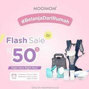 MOOIMOM FLASH SALE UP TO 50% (25537651) di Kota Jakarta Selatan