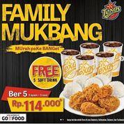 Texas Chicken Promo Gofood Family Mukbang (25537787) di Kota Tasikmalaya