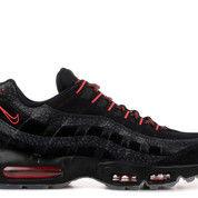 Nike Air Max 95 Safari Black Infrared - US size 8