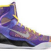Nike Kobe 9 Elite Team Showtime - US size 10.5