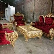 Kursi Sofa Tamu Billagio Mewah Elegan (25546975) di Kota Palembang
