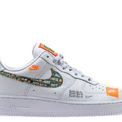 Nike Air Force 1 Just Do It Pack White - US size 7.5