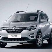 Renault TRIBER 1.0 Sce Type RXT MT SILVER READY (25552115) di Kota Tangerang Selatan
