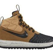 Nike Lunar Force 1 Duckboot Metallic Gold - US size 7