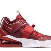 Nike Air Force 270 Red Croc - US size 7.5