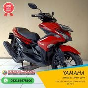 YAMAHA AEROX R TAHUN 2019 (25566735) di Kab. Bogor