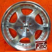 Velg Mobil Livina Type Hsr Wheel Gangnam Ring 17x75/85 Pcd 4x100/4x114,3