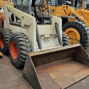 Unit Bekas Skid Loader Bobcat Model 953