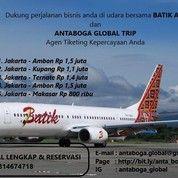 Terbang Bersama BATIK AIR Dengan Harga Terbaik (25573591) di Kota Jakarta Selatan