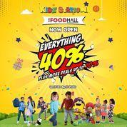 Kidz Station Everything 40% + Plus More deals up to 70% (25576679) di Kota Jakarta Selatan