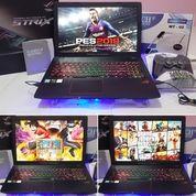 ASUS ROG STRIX VGA 12GB GTX 1050 RAM 16GB SSD HDD LIKE NEW MURAH (25597543) di Kota Jakarta Timur