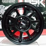 Velg Ring 15 Mobil Brio Agya Veloz GYMKANA BOROKO 01 HSR R15 Lebar 65 (Limited) (25614363) di Kota Semarang