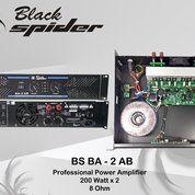 Power Profesional Amplifier Black Spider BA2AB Katapang Kabupaten Bandung (25619963) di Kab. Bandung
