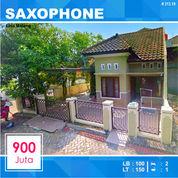 Rumah Hook Murah Luas 150 Di Saksofon Suhat Kota Malang _ 313.19 (25619987) di Kota Malang