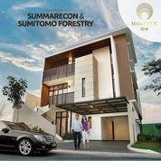 Rumah Cluster Morizen Summarecon Bekasi (25620743) di Kota Bekasi