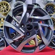 Velg Mobil Avanza Veloz Murah MILLION 50183 HSR Ring 15 PCD 4x114,3 (Isi 4 PCS) (25620819) di Kota Semarang