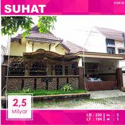 Rumah 2 Lantai Luas 194 Di Papa Biru Suhat Kota Malang _ 525.18 (25621363) di Kota Malang