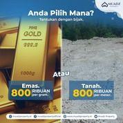 Tanah Murah Di Jogja Cuman 800an Ribu (25623655) di Kota Yogyakarta