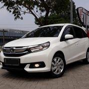 Honda Mobilio E Manual 2017 Putih Tgn 01 TERAWAT (25627503) di Kota Tangerang
