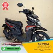 HONDA BEAT ESP TAHUN 2017 (25633927) di Kota Depok