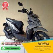 HONDA BEAT STREET TAHUN 2019 Tinggal Gas Mas Bro Barang Yahutt (25633987) di Kota Jakarta Selatan