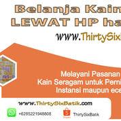 Batik SOLO HOMEMADE!! MURAH!!! (25636795) di Kota Makassar