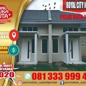 RUMAH JEMBER SUBSIDI ROYAL CITY ICON (25639623) di Kab. Jember