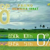 Promo Rumah Dan Tanah Cicilan 600 Ribuan (25640623) di Kota Malang
