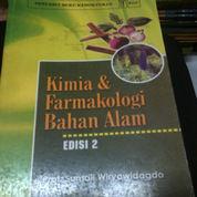 kimia dan farmakologi bahan alam (2564613) di Kab. Boyolali