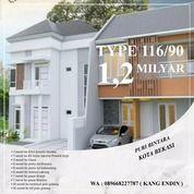Rumah Mewah Elit Super Strategis Dekat Tol Bintara Dan Stasiun Kranji (25647515) di Kota Bekasi