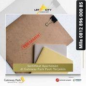 Apartemen Gateway Park Unit 2bedroom Mewah Dan Eksklisif Terkoneksi LRT (25660031) di Kota Bekasi