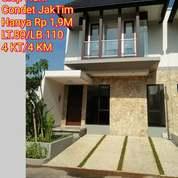 Cluster 2 Lantai Siap Huni Di Condet Jakarta (25663511) di Kota Jakarta Selatan