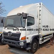 Harga Truk Hino Ranger 500 FL 235 - 260 JW Fuso Tronton Box Besi (25663663) di Kab. Bekasi