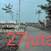 Promo Kavling 27jt SUPER MENDALAN (25664311) di Kota Malang